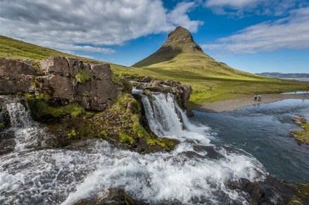 There's the Kirkjufell...