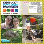 Project Life Tuesday: Kentucky Down Under 2010