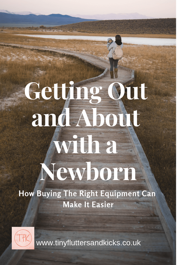 Getting Out and About with a Newborn