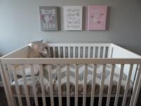 Baby nursery equipment