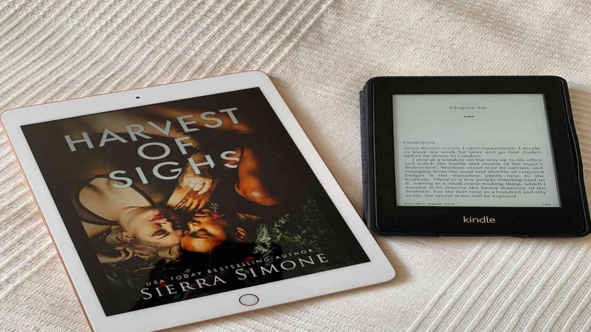 """Harvest of Sighs"" von Sierra Simone 