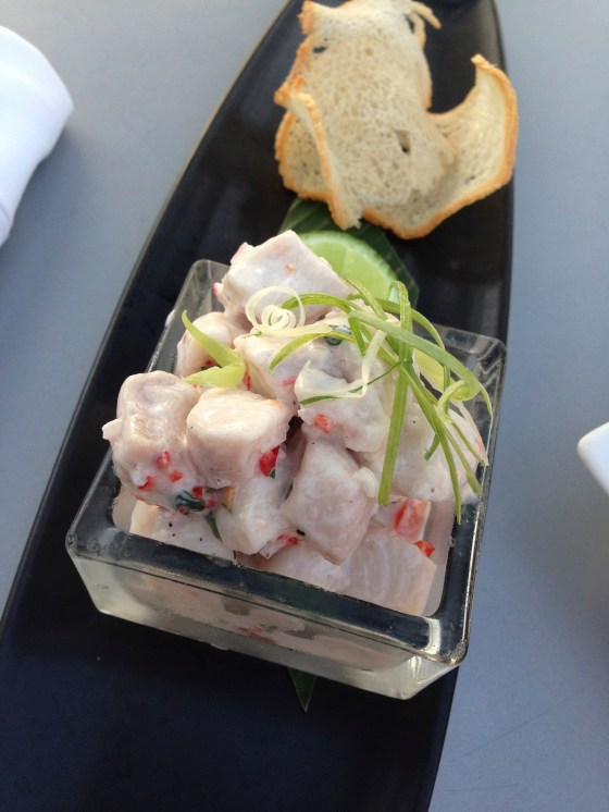Ceviche - Tiny Global Kitchen