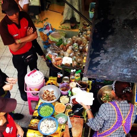Food stall - Tiny Global Kitchen
