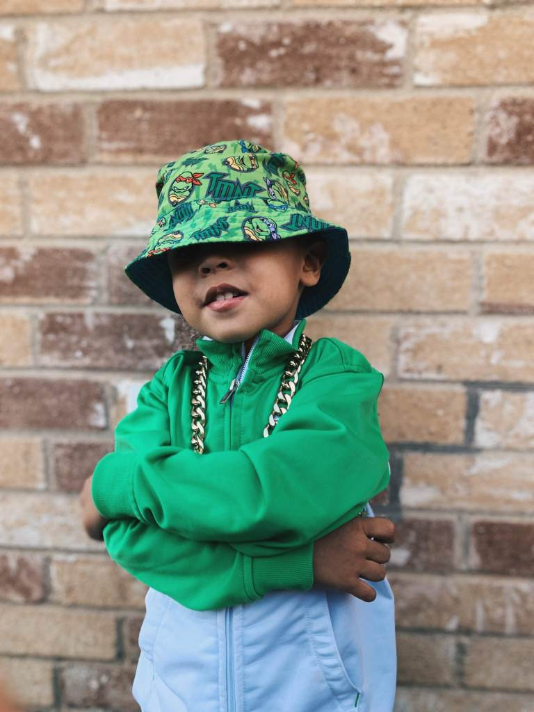 LL Cool J - toddler Halloween costumes