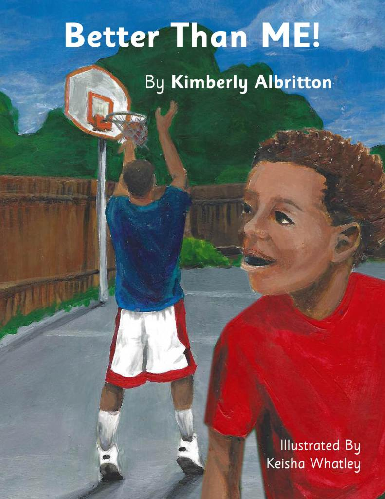 Better Than ME! by Kimberly Albritton