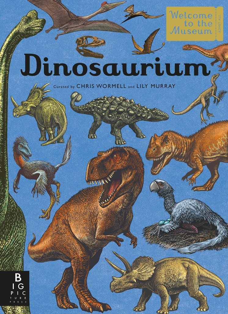 Dinosaurium - Welcome to the Museum - homeschool library