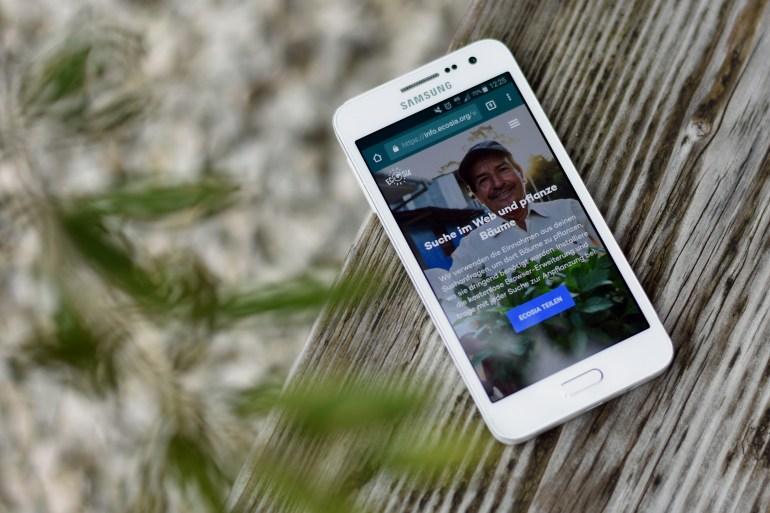 Ecosia App, Apps für mehr Nachhaltigkeit im Alltag, nachhaltige Apps, Öko Apps, Codecheck, TooGoodToGo