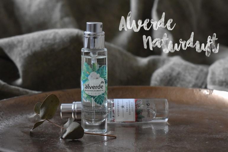 Alverde Naturduft, Alverde Parfum, Alverde Neuheiten, Alverde Neuheiten Herbst 2019