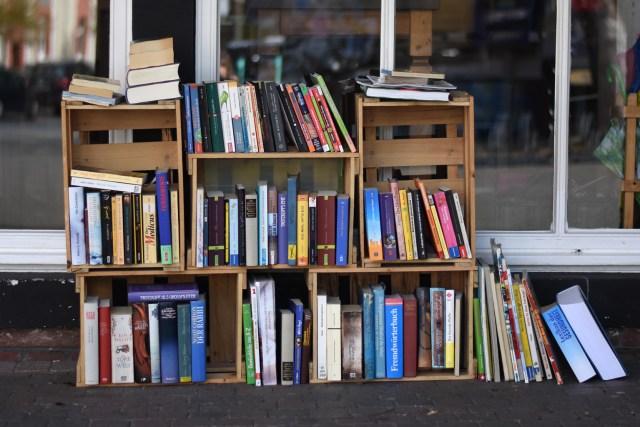 öffentliches Bücherregal Münster, öffentliche Bücherregale Münster