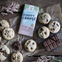 [Anzeige] Klimafreundlich & fair backen: Chocolate Chip Cookies mit der #Choco4Change von GEPA