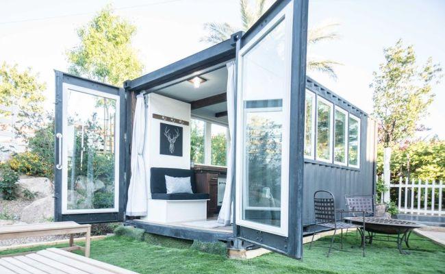 Shipping Containers The Future Of Luxury Tiny Homes
