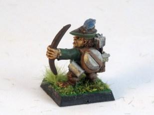 Halfling archer
