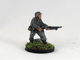 Aritzan late war MG42 gunner