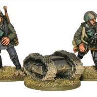 Warlord Games German Pioneers boxed set review