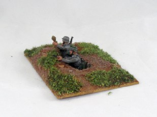 Adding the panzerfausts does mean I can't really use these for early war.