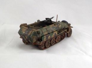 SdKfz251 rear