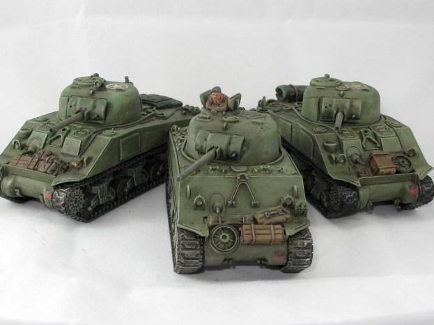 Rubicon Warlord Shermans 2