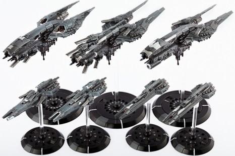 The UCM starter fleet