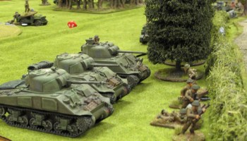 Chain of Command rules review | Tiny Hordes