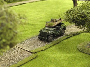 The PIAT team goes for a drive in a jeep that really needs me to paint it properly