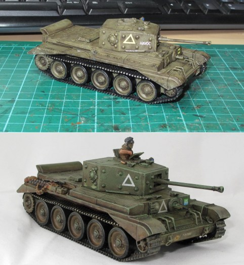 Cromwell before after 1