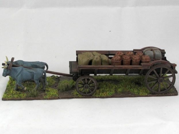 Ox Cart 1