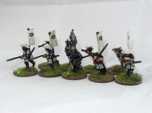 200pts of bad guys for Ronin