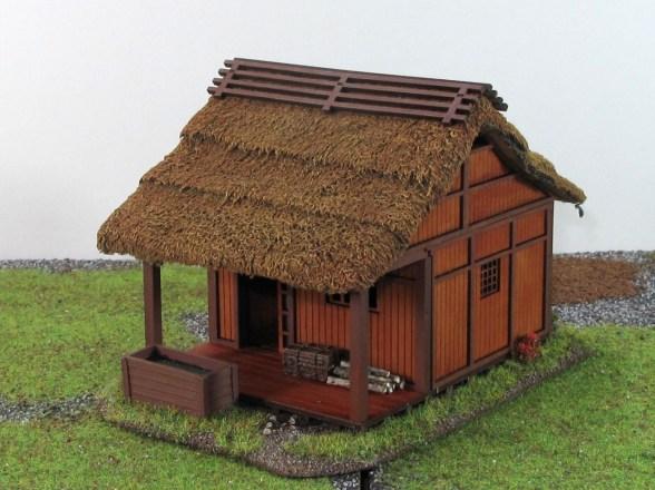 Blotz small Japanese house 1