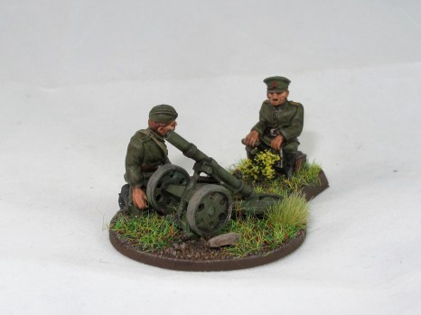 Soviet 82mm Mortar 1