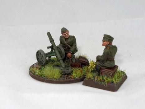 Soviet 82mm Mortar 2