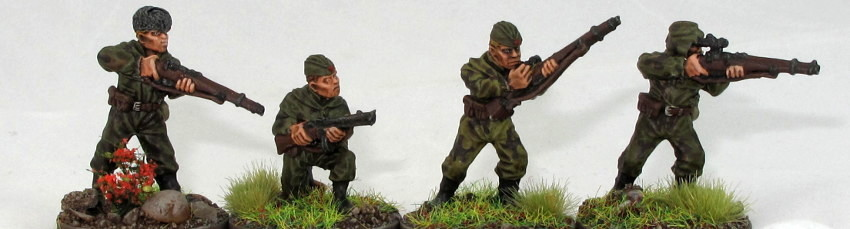 Black Tree Design Soviet Scouts