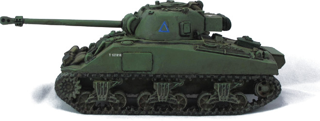 Blitzkrieg Miniatures Sherman VC 17pdr