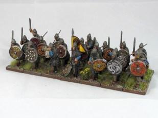 Breton Dismounted Milites 1