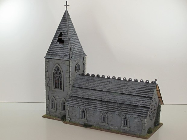 Me new church
