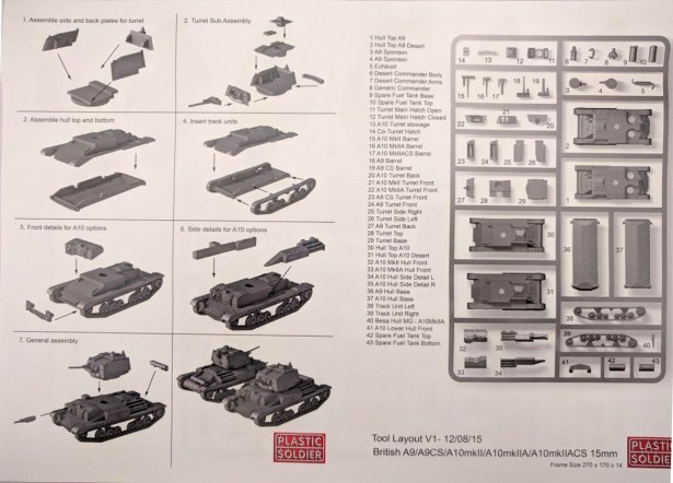 PSC Cruiser Instructions 2