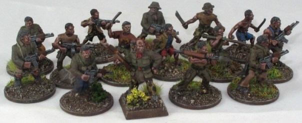 """My new """"dodgy African militia"""" faction for Black Ops"""