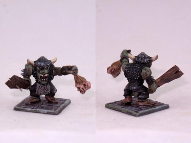 Mordheim Goblin Hero 1
