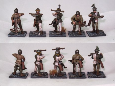 Tilean Crossbowmen