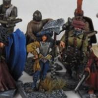 Mordheim Tilean mercenary warband