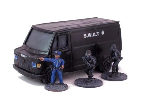SWAT Van 1
