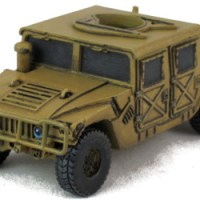 Militia Miniatures Humvee