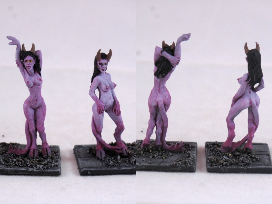 Mordheim Possessed Demons