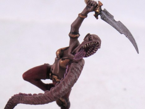 Mordheim Possessed Mutant closeup