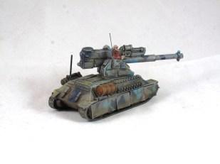 Gun tank 3