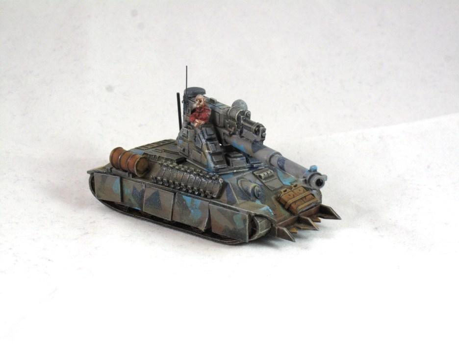 Gun tank 4