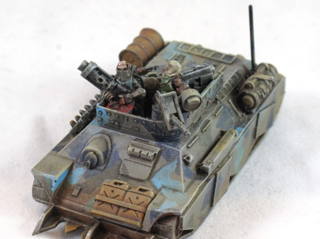 Party tank 1