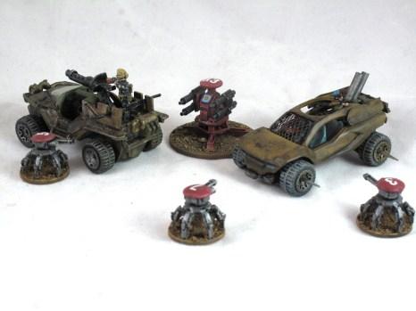 Gaslands Turrets 3