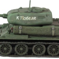 Warlord T-34/85