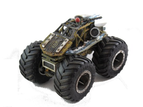 Mishkin Monster Truck 1