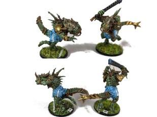BB Lizardmen saurus 3